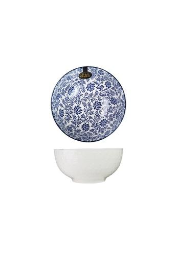 Table Matters multi Floral Blue - 4.5 inch Rice Bowl 9D21CHLDC1913DGS_1
