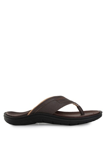Homyped brown Santana 01 Men Sandals HO842SH20PWPID_1