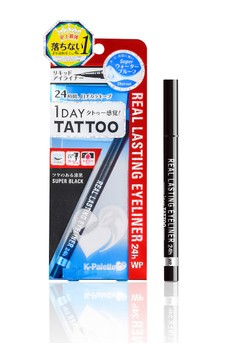 1DAY Tattoo Real Lasting Eyepencil Superblack 01