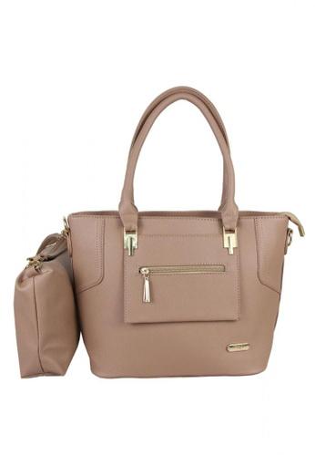 9801538cc51b Shop DNJ Ladies Bag with Sling Bag Online on ZALORA Philippines