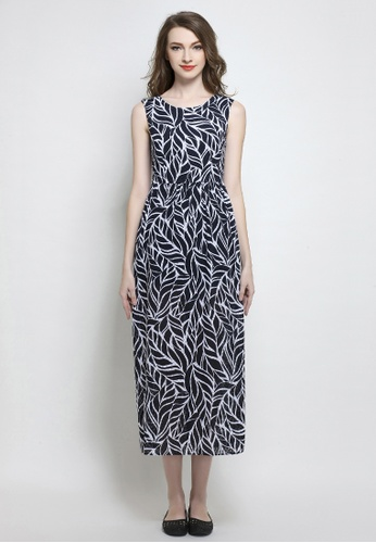 Sunnydaysweety multi Collectibles New Simple Chiffon One-piece Dress S20050873 E11AAAA64962E4GS_1