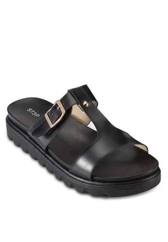簡約扣環涼鞋, 女鞋esprit門市地址, 鞋