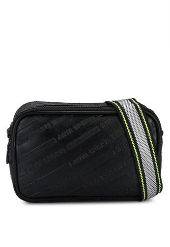 Anta black Anta Girl Satchel Sling Bag 3B27AAC663D3BDGS_1
