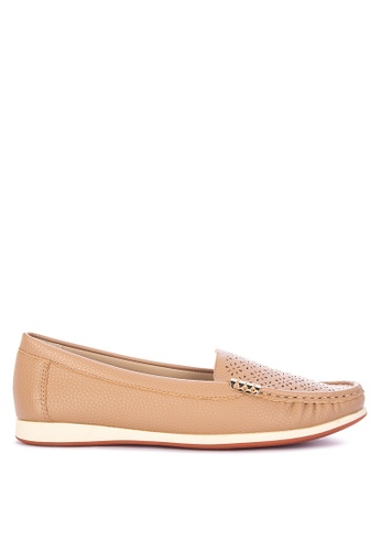 00c5a4b4314 Shop Sofab! Gerald Cut Out Loafers Online on ZALORA Philippines