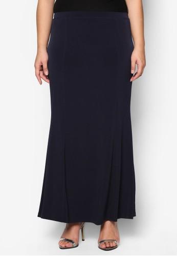 針織長裙esprit 內衣, 服飾, 裙子