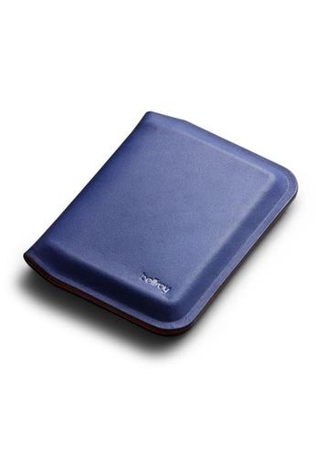 Bellroy blue Bellroy Apex Slim Sleeve - Indigo E75DFAC9B021D1GS_1