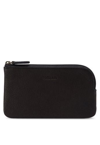 拉鍊皮革拉零錢包, 包, esprit 評價飾品配件
