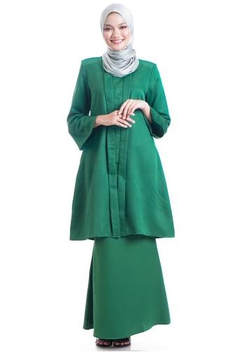 Ashura green Azarein V-shaped Kebarung 95CE2AAE63BEF4GS_1