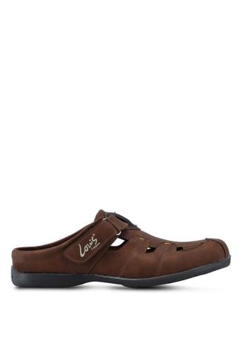 Louis Cuppers brown Casual Walking Shoes E62CFSH122A0B3GS_1