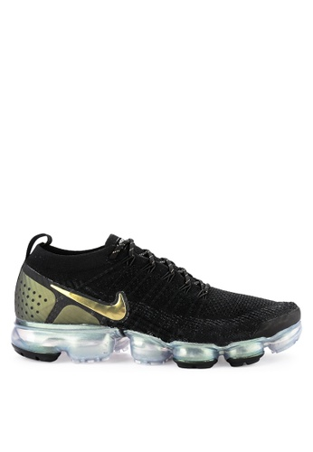 brand new f15a0 93006 Nike black Nike Air Vapormax Flyknit 2 Shoes F381DSH2CA4DEDGS1