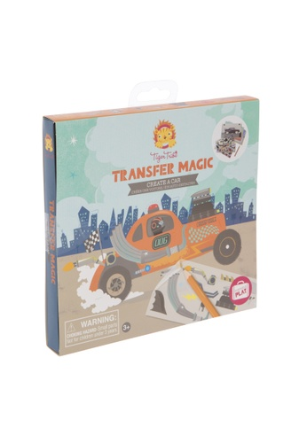 Tiger Tribe Transfer Magic - Create A Car B8A44TH15F9401GS_1