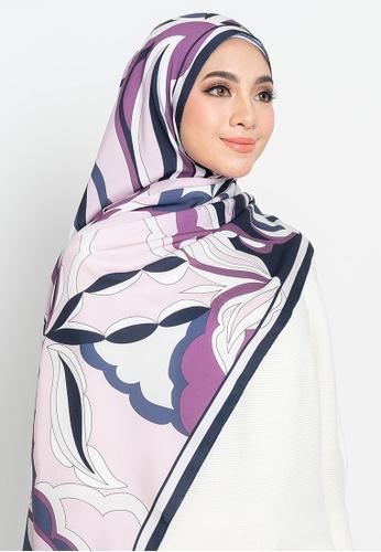 STARVILION 紫色 Chloe Shawl 0D639AA3A9C75EGS_1