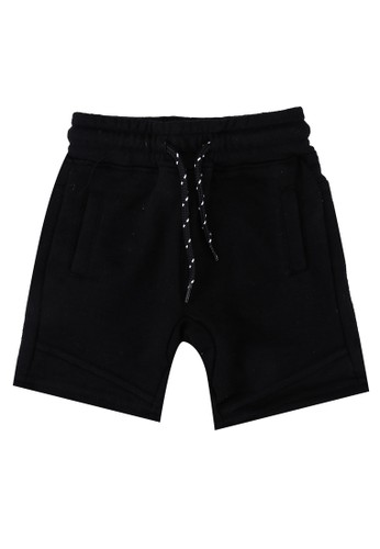 FOX Kids & Baby black Baby Boys Shorts 67D33KA966BEAFGS_1