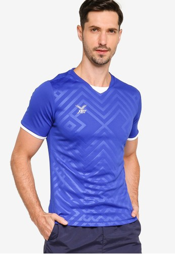 FBT blue FBT Sports Tee B4DA8AA07CFA53GS_1