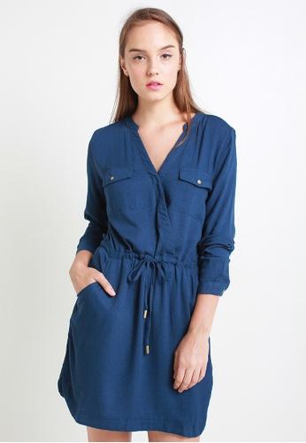 Leline Style blue Tiara Dress LE802AA23MRSSG_1