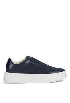 dd5c0ab4ee88b Geox navy Nhenbus Sneaker 0E00CSH039E615GS_1
