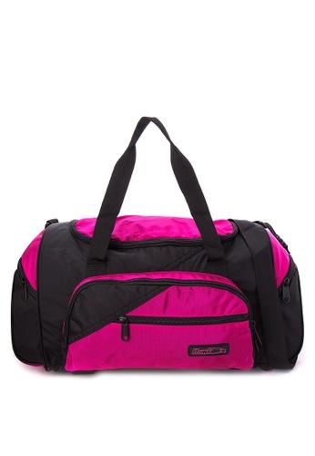 Hawk black Gym Bag HA267AC77GQGPH_1