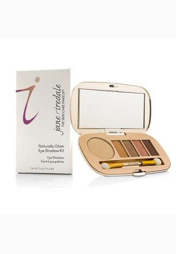 Jane Iredale JANE IREDALE - Naturally Glam Eye Shadow Kit 9.6g/0.34oz 4190CBEEA904E5GS_1