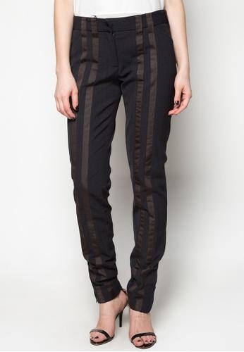 Dolce & Gabbana black Trouser Pants DA093AA84TRJPH_1