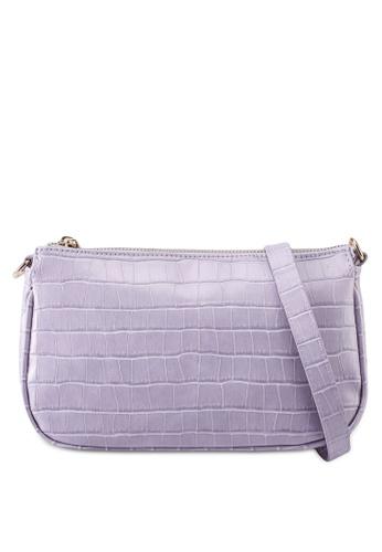 Billini purple Cindy Shoulder Bag 3803AAC8167423GS_1