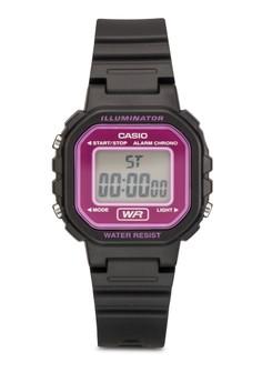 Illuminator 防水鬧鐘電子手錶