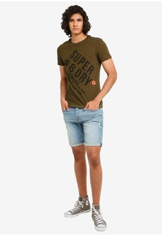 a17e624dd 45% OFF Superdry Surplus Goods Graphic Tee RM 169.00 NOW RM 92.90 Sizes S M  L XL XXL