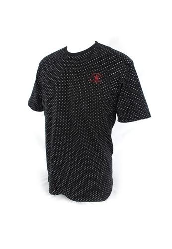 Santa Barbara Polo & Racquet Club black SBPRC Regular Graphic T-Shirt 15-9201-98 671AAAA1F031F1GS_1