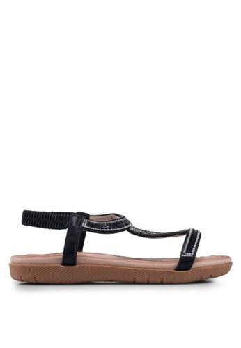 Noveni 黑色 Noveni Sandals 75732SHDE3C61BGS_1