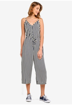 6b992e6baa 10% OFF Cotton On Woven Jojo Strappy Jumpsuit RM 135.00 NOW RM 121.90 Sizes  XXS XS S M L