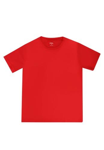 FOX Kids & Baby red Basic Tee 6CBA0KA304A9F9GS_1