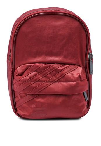 ADIDAS red mini backpack BF600ACB56F52DGS_1