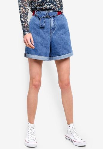 ESPRIT blue Denim Shorts E15DBAAD6921FAGS_1
