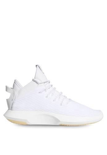 adidas white adidas originals crazy 1 adv pk AD372SH0SUFIMY_1
