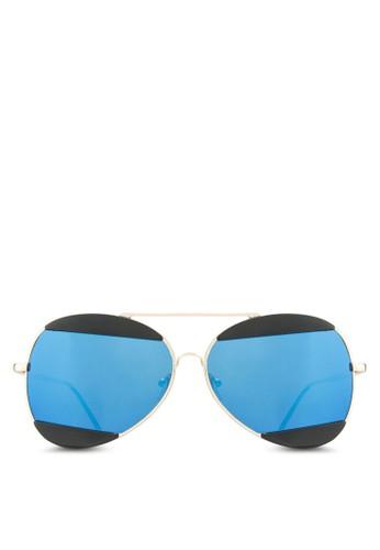 Foom 太陽esprit台灣官網眼鏡, 飾品配件, 飛行員框