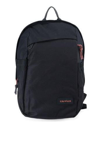 CRUMPLER black Optimist Backpack 38B29AC7050957GS_1