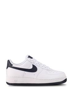 0468c0b9fef7f Nike white Women's Nike Air Force 1 '07 Shoes 3BCCASH91BA8BFGS_1