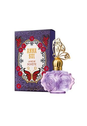 Anna Sui Anna Sui La Vie de Boheme Eau de Toilette 50ml D7B6DBE33DDF68GS_1