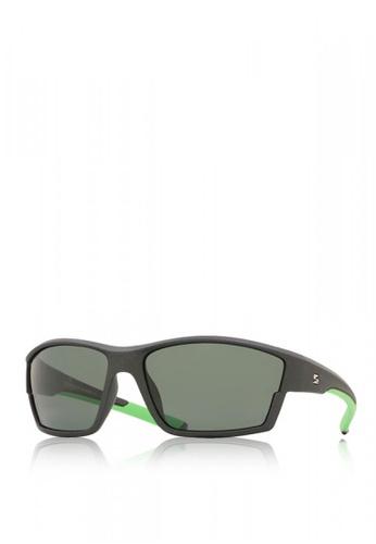Sorrento black HD Polarized Sunglasses Prisma #50MG 8BC09GLF5FE80FGS_1