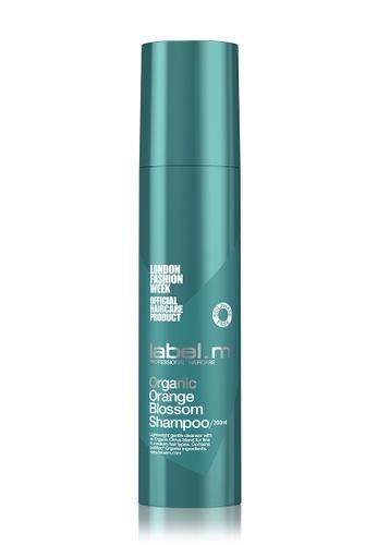 label.m green Organic Orange Blossom Shampoo 200ml LA590BE57CIKSG_1