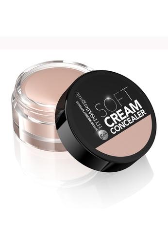 BELL HYPOALLERGENIC beige Bell Hypoallergenic Soft Cream Concealer 04 Peach Beige C7B5ABE3956B46GS_1