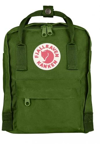 Fjallraven Kanken green Leaf Green Kanken Mini Backpack FJ483AC44MYHHK 1 0aee07d416bb1