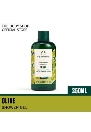 The Body Shop n/a Olive Shower Gel 250ml EE095ES9FE43D3GS_1