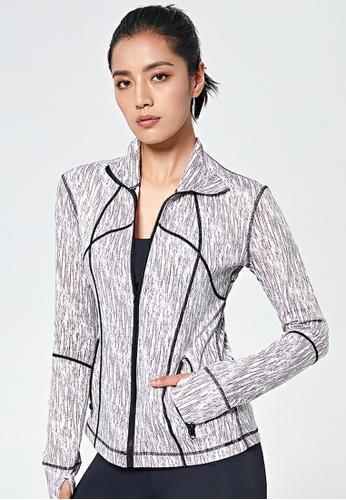 HAPPY FRIDAYS Women's Full-Zip Running Jacket DK-WT15 C6970AAE0D5631GS_1