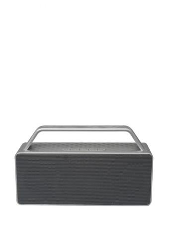 Stylebox grey JC-186 Portable Bluetooth Stereo Speaker with Handle A7E1BAC610E9E7GS_1