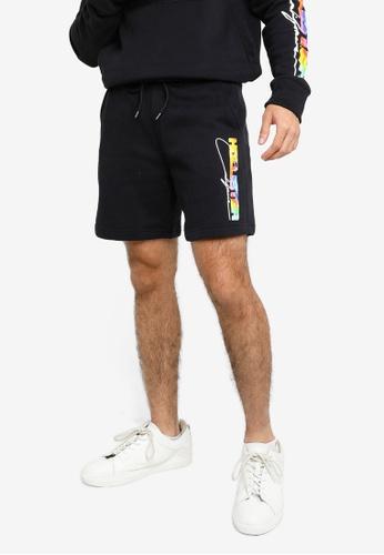 Hollister black Sport Technology Shorts 14A8DAA932F322GS_1