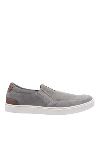 Antton & Co grey Antton & Co Etolin-Slip On In Dark Grey 6605FSHE67314CGS_1