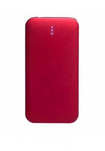 Stylebox red N-Power  NP-1070 10000mAh Slimmest Portable Power Bank D3870AC96FFA3FGS_1