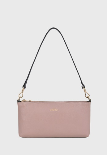 Tocco Toscano pink Lunar Prism Pouch (Dusty Pink) E80F1AC0F3A34DGS_1