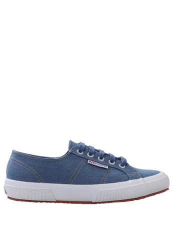 Superga blue Superga 2750 Denim in Blue 22604SH1E857BDGS_1