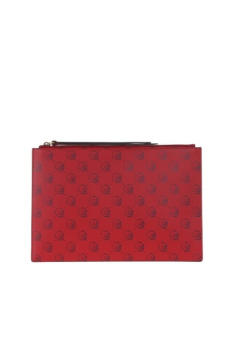 Gucci red GUCCI GHOST POUCH 20752ACB83BF2AGS_1
